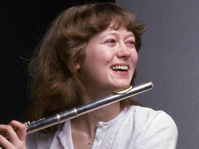 Jennifer Cluff Flutist