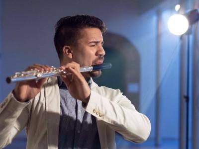 Giovanni Perez, Flutist Without Boundaries, Zohet Duo